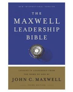 NIV Maxwell Leadership Bible, The, Third Edition
