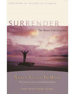 Surrender - The Heart God Controls