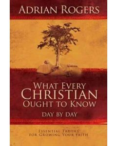 What Every Christian Ought To Know Day By Day
