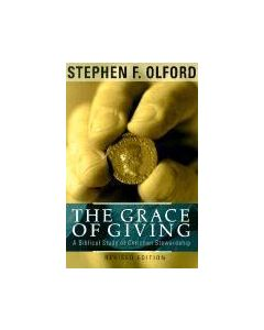 Grace Of Giving, The (Stephen Olford)