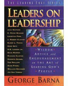 Leaders on Leadership