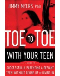 Toe-to-Toe with Your Teen