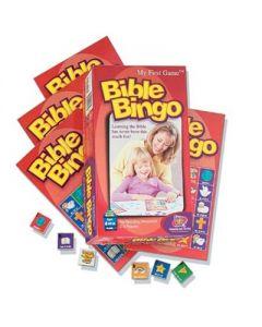 Bible Bingo Board Game
