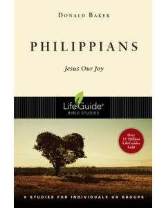 LifeGuide B/Sty (US)-Philippians, Jesus Our Joy (D2)