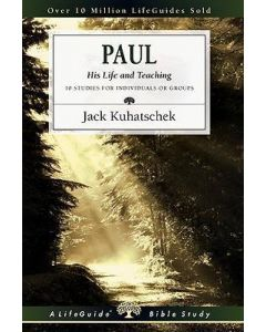 LifeGuide Bible Study -Paul