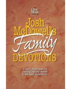 One Year Book of Josh McDowell's Family Devotions, The