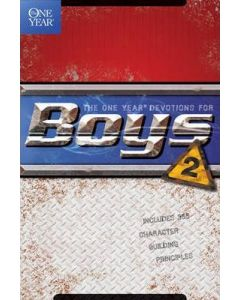 One Year Devotions for Boys 2, The