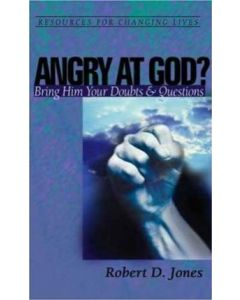 Angry at God (Booklet)