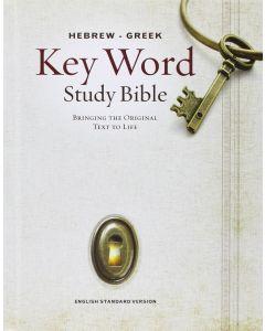 ESV Hebrew-Greek Key Word Study Bible