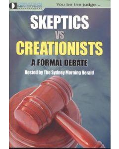 Skeptics vs Creationists (min. 2)