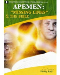Apemen: Missing Links & the Bible - DVD