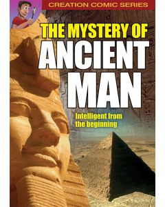 Mystery of Ancient Man Comic, The