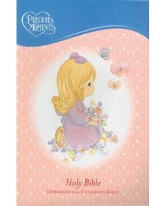 Precious Moment Holy Bible (Pink Edition)
