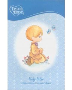 Precious Moment Holy Bible (Blue Edition)