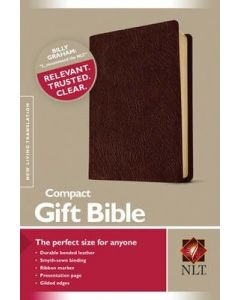 NLT Compact Gift Bible