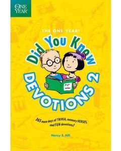 One Year Did You Know Devotions 2, The
