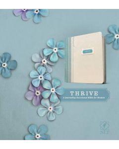 NLT Thrive : A Journaling Devotional Bible for Women