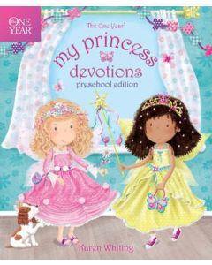 One Year My Princess Devotions, The  :  Preschool Edition