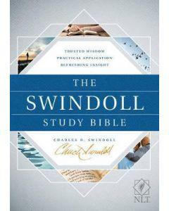 NLT Swindoll Study Bible - HC
