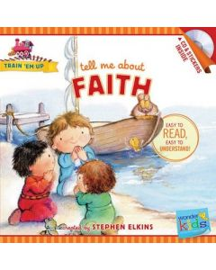 Tell Me about Faith (with stickers & CD)