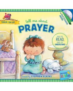 Tell Me about Prayer (with stickers & CD)
