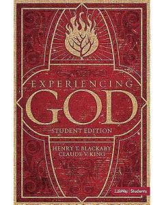 Experiencing God- Youth Edition Member Book (Revised)