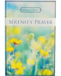 Words Of Hope - Serenity Prayer (MLB25)