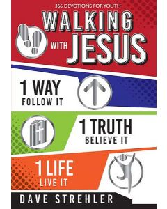 Walking with Jesus-366 Day Youth Devotional