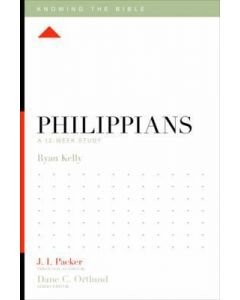Knowing The Bible Sr-Philippians:12-Week Study
