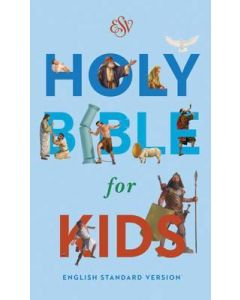 ESV Holy Bible for Kids, Economy-SC