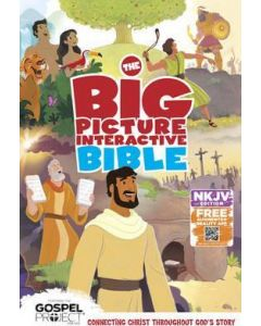 NKJV Big Picture Interactive Bible, The