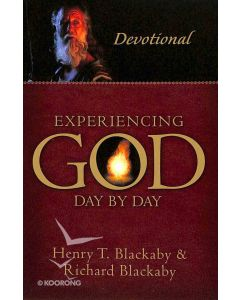 Experiencing God Day By Day Devotional-ITPE