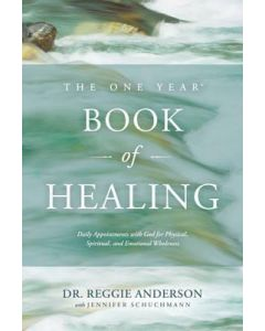 One Year Book Of Healing, The