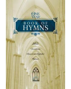 One Year Book of Hymns-356 Devotions