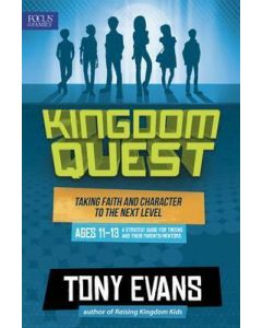 Kingdom Quest, Strategy Guide for Ages 11 to 13