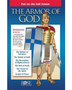 Armor Of God-Pamphlet