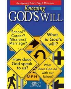 Knowing God's Will-Pamphlet
