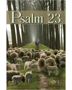 Psalm 23-Pamphlet