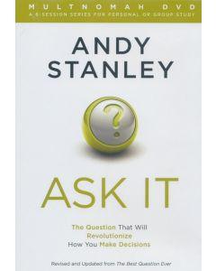 Ask It! DVD