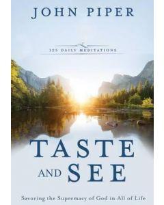 Taste And See  (Revised)