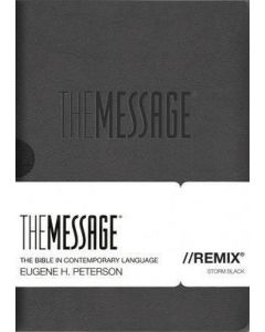 Message//Remix 2.0, The (LeatherLook-Storm Black)
