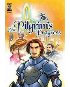 Comic Book: Pilgrim's Progress Vol 2