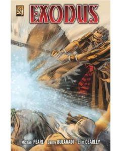 Comic Book: Exodus