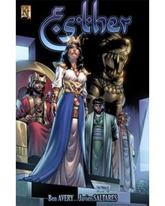 Comic Book: Esther