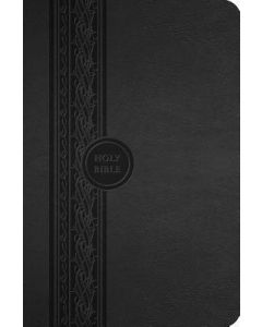 MEV Thinline Reference Bible, Black
