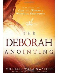 Deborah Anointing, The