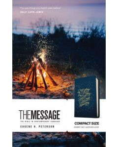 The Message Compact (Leather-Look, Starry Sky)
