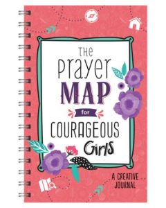 Prayer Map for Courageous Girls
