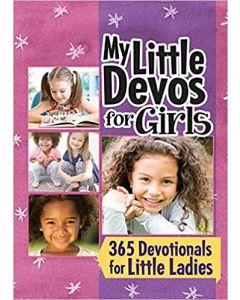 My Little Devos for Girls