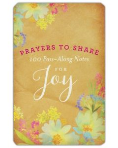 Prayers to Share:100 P/Along Note, JOY 70130